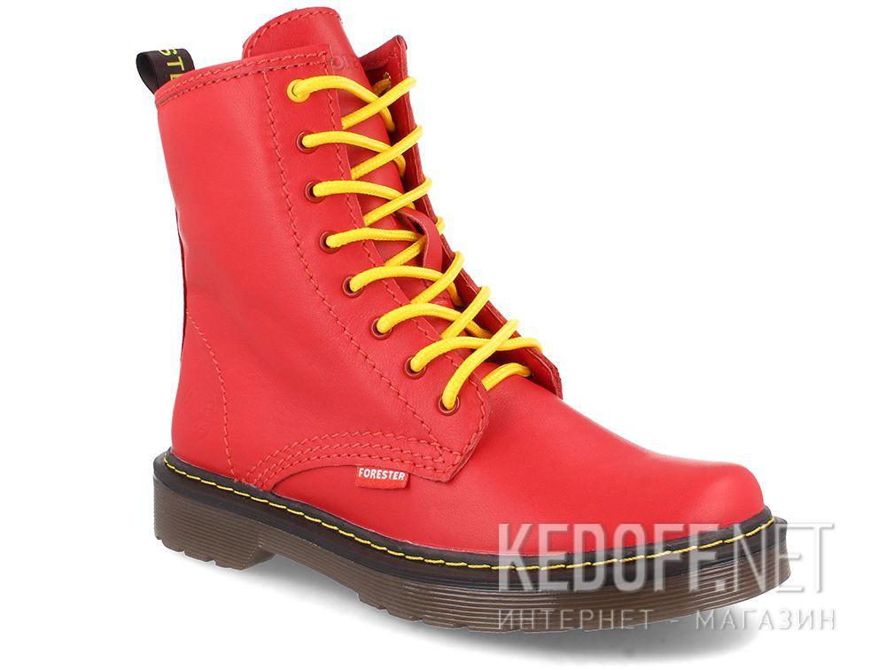 Купить Женские ботинки Forester Urbanitas 1460-473MB Double laces