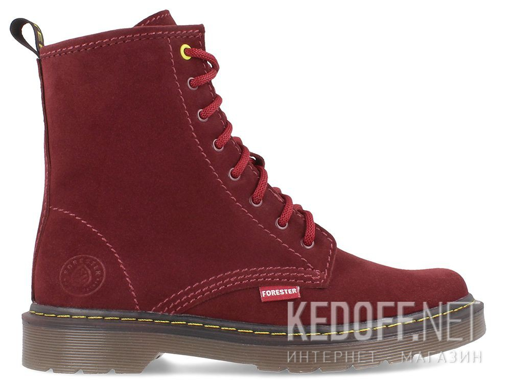 Оригинальные Damskie buty Forester Urbanitas 1460-484MB Double laces