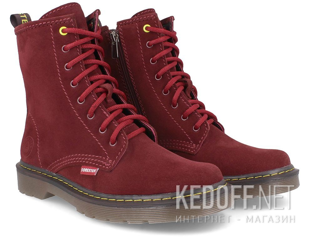 Цены на Damskie buty Forester Urbanitas 1460-484MB Double laces