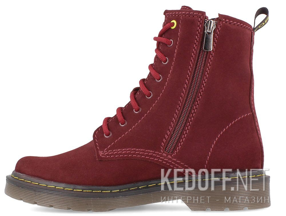 Damskie buty Forester Urbanitas 1460-484MB Double laces описание