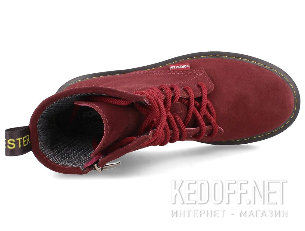 Damskie buty Forester Urbanitas 1460-484MB Double laces все размеры