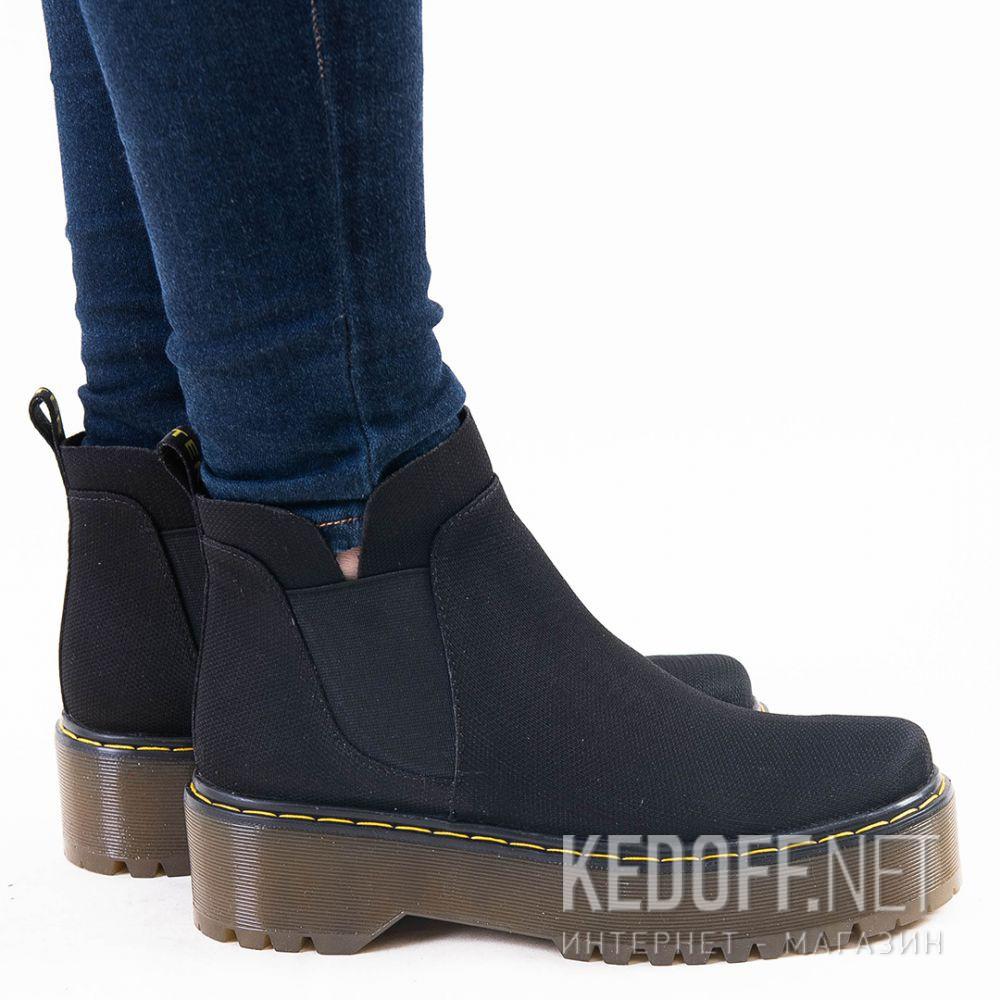 Женские ботинки Forester Vetement 146012-27 все размеры