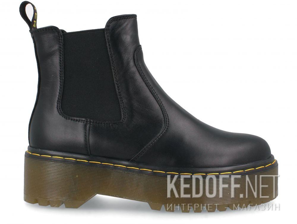 Женские ботинки Forester Chelsea boots platform 1465-624188 купить Украина