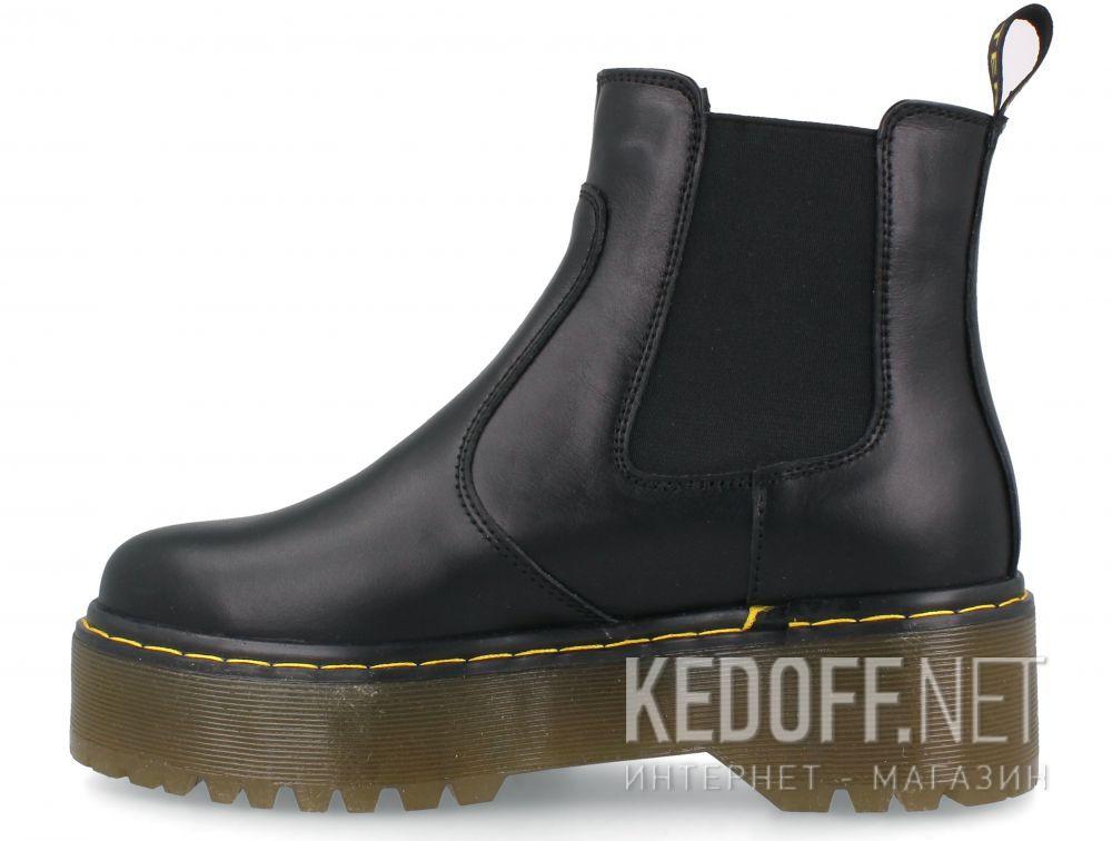 Женские ботинки Forester Chelsea boots platform 1465-624188 купить Киев