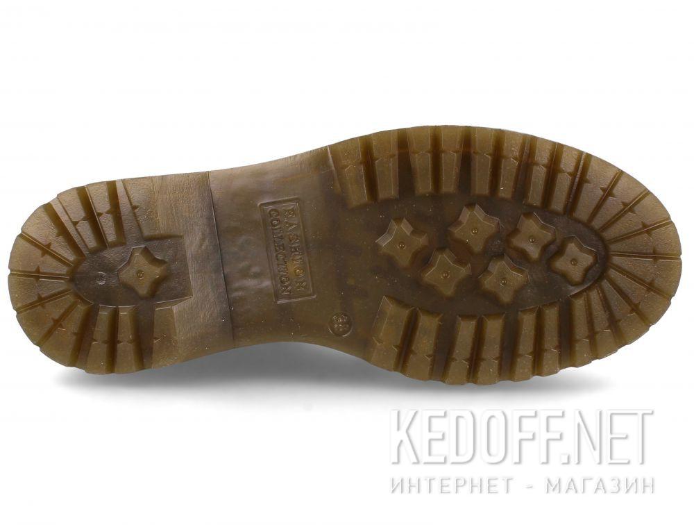 Женские ботинки Forester Chelsea boots platform 1465-624188 описание