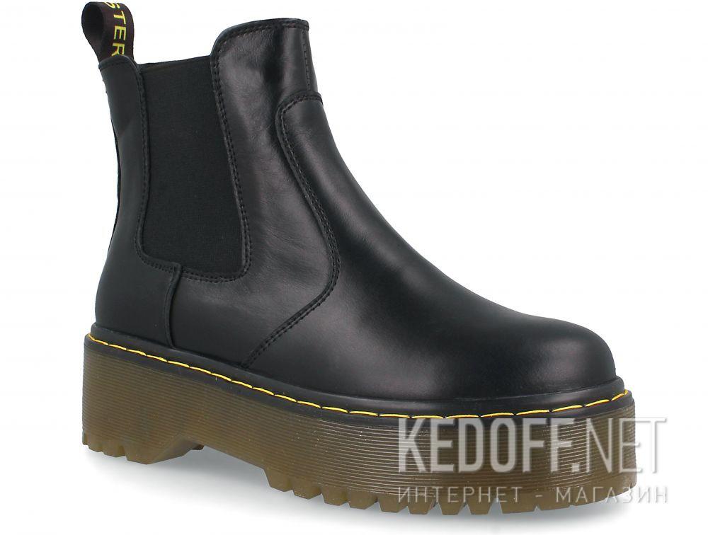 Купить Женские ботинки Forester Chelsea boots platform 1465-624188