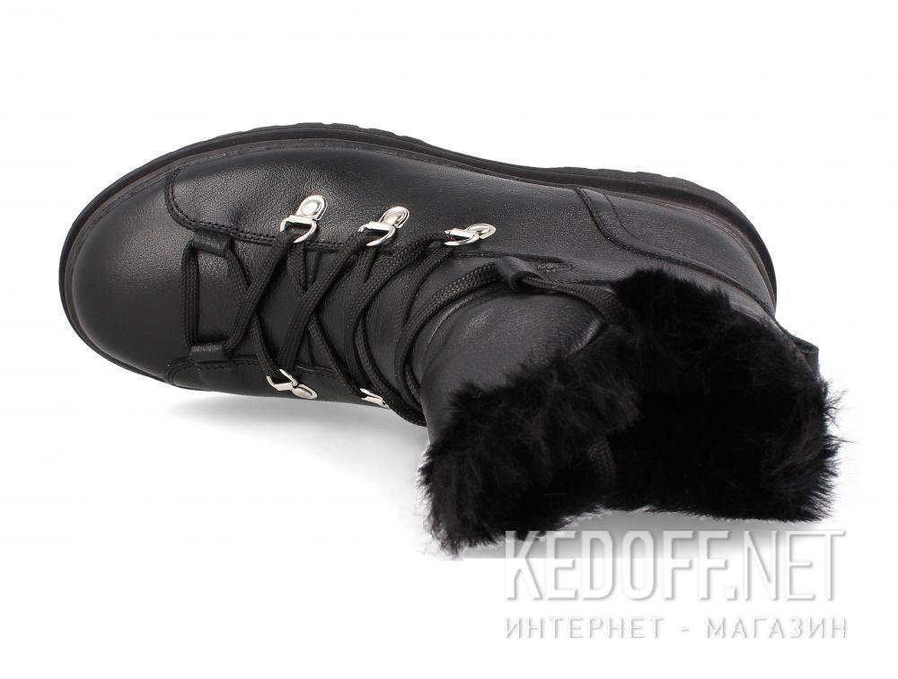 Оригинальные Жіночі черевики Forester Black Pedula 1590-27