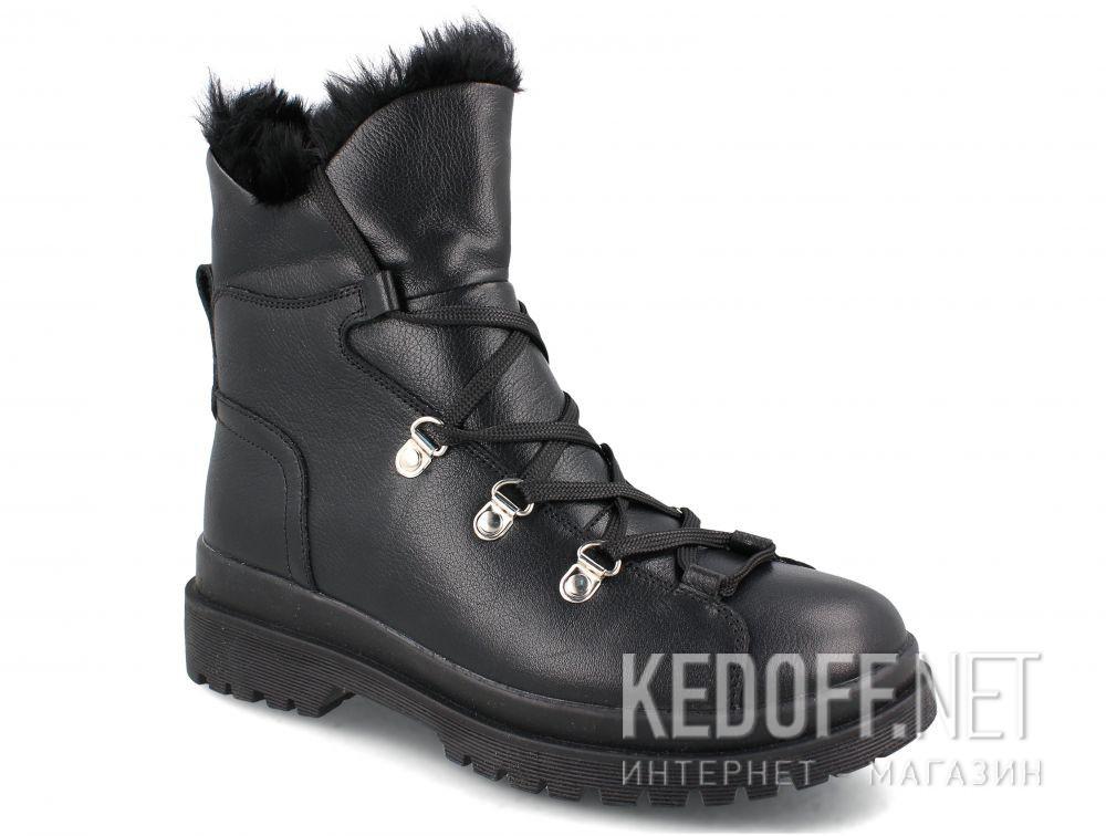 Купить Женские ботинки Forester Black Pedula 1590-27