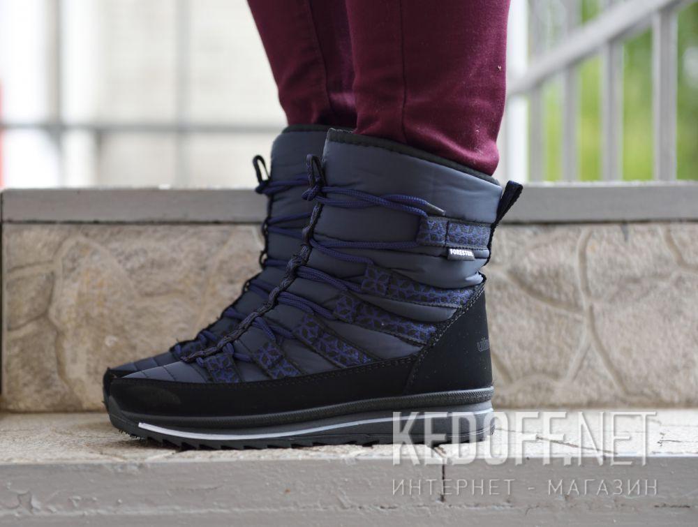 Женские зимние ботинки Forester Apres Ski 1701810-89 все размеры
