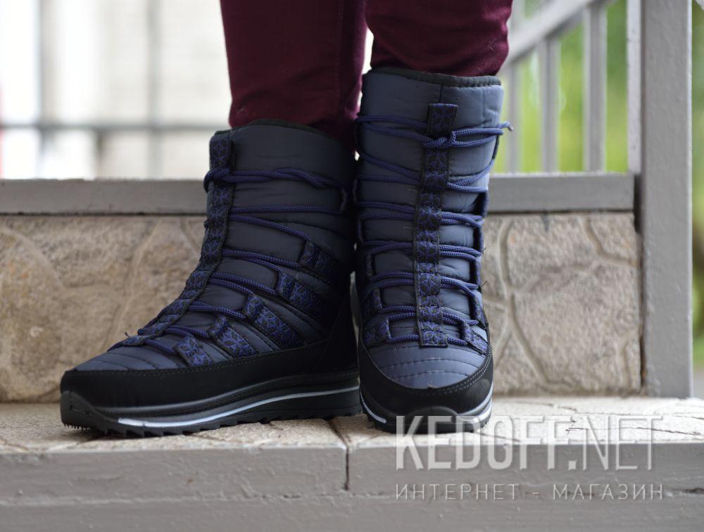 Цены на Женские зимние ботинки Forester Apres Ski 1701810-89