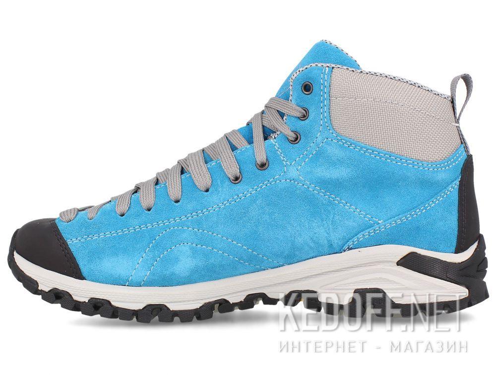Замшевые ботинки Forester Blue Vibram 247951-40 Made in Italy купить Киев