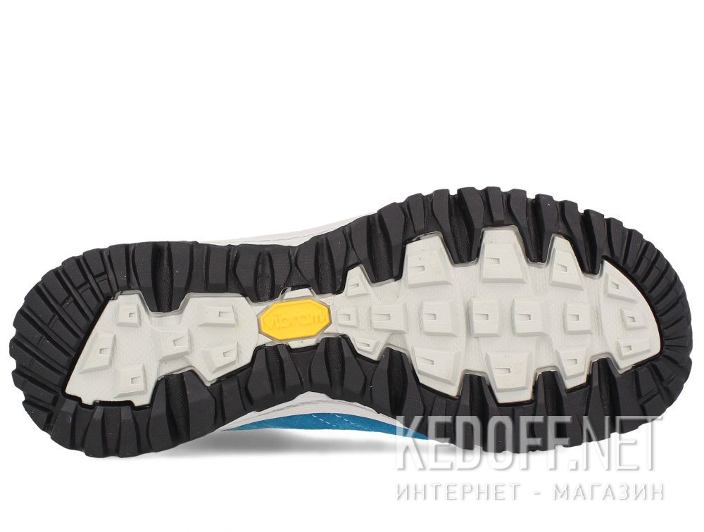 Замшевые ботинки Forester Blue Vibram 247951-40 Made in Italy описание