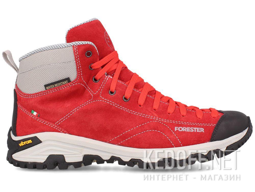 Красные ботинки Forester Red Vibram 247951-471 Made in Italy купить Украина