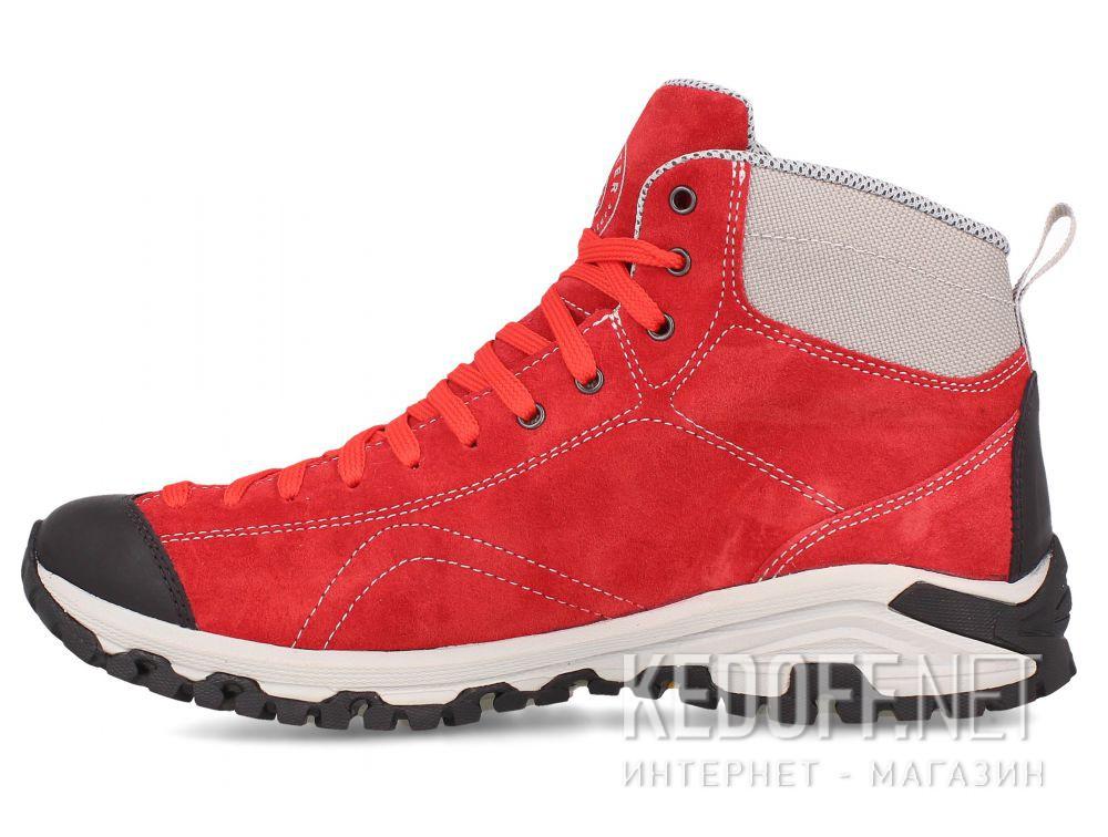 Красные ботинки Forester Red Vibram 247951-471 Made in Italy купить Киев