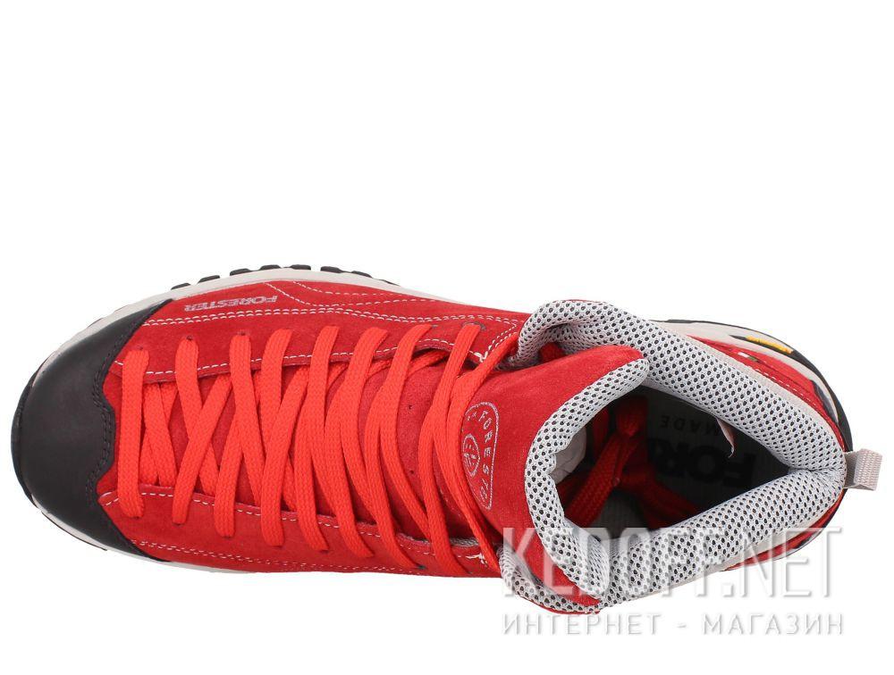 Оригинальные Красные ботинки Forester Red Vibram 247951-471 Made in Italy