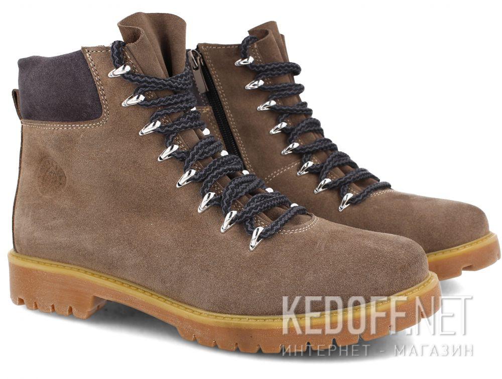 Ботинки Forester Camel Suede 3034-37 купить Украина