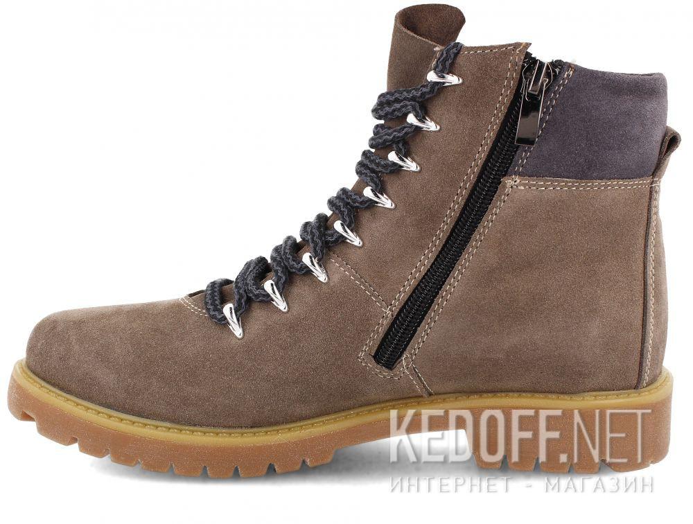 Оригинальные Ботинки Forester Camel Suede 3034-37