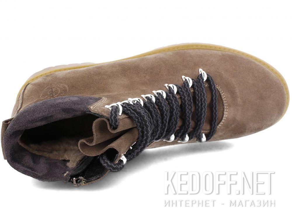 Ботинки Forester Camel Suede 3034-37 описание