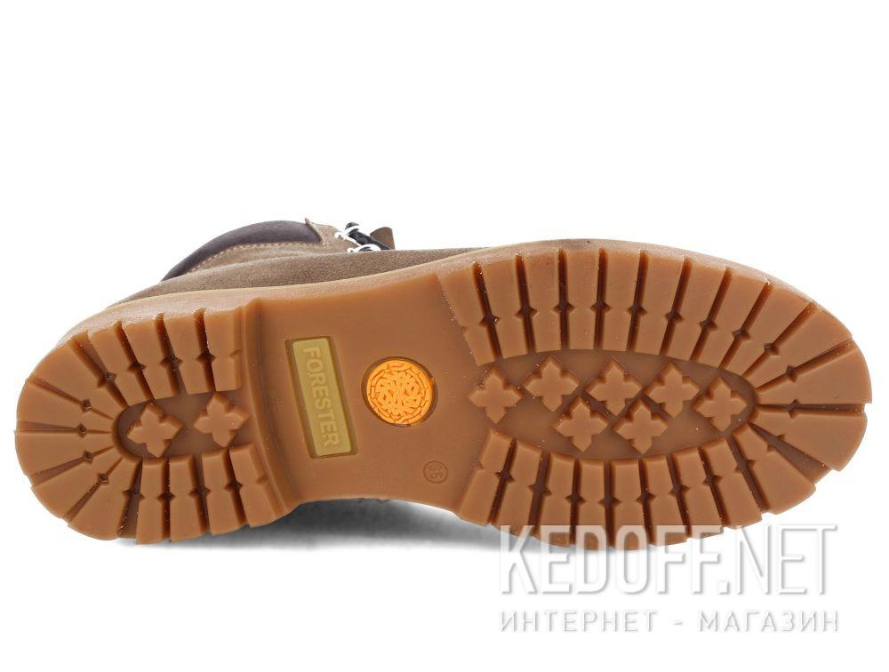 Цены на Ботинки Forester Camel Suede 3034-37