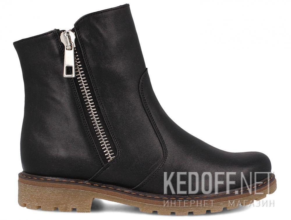 Женские ботинки Forester Martinez Zip Fleece 32301-27 купить Украина