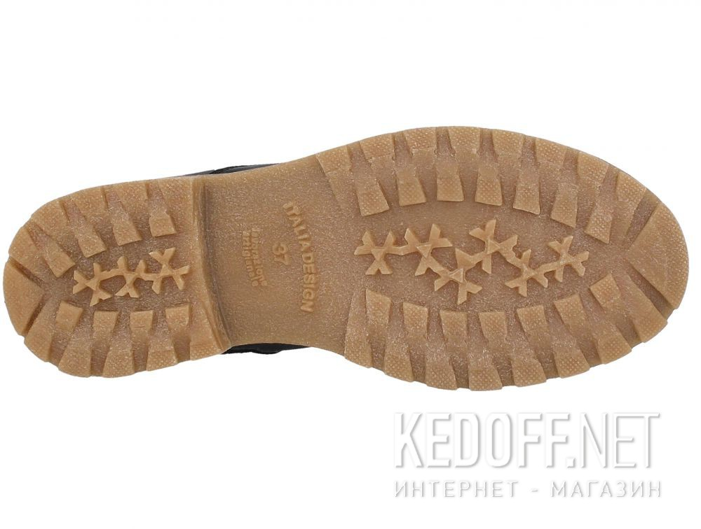 Женские ботинки Forester Martinez Zip Fleece 32301-27 описание