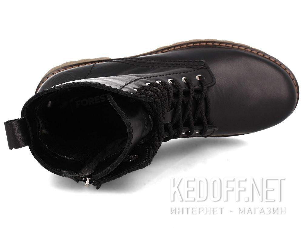 Жіночі черевики Forester Zip 3550-272 описание
