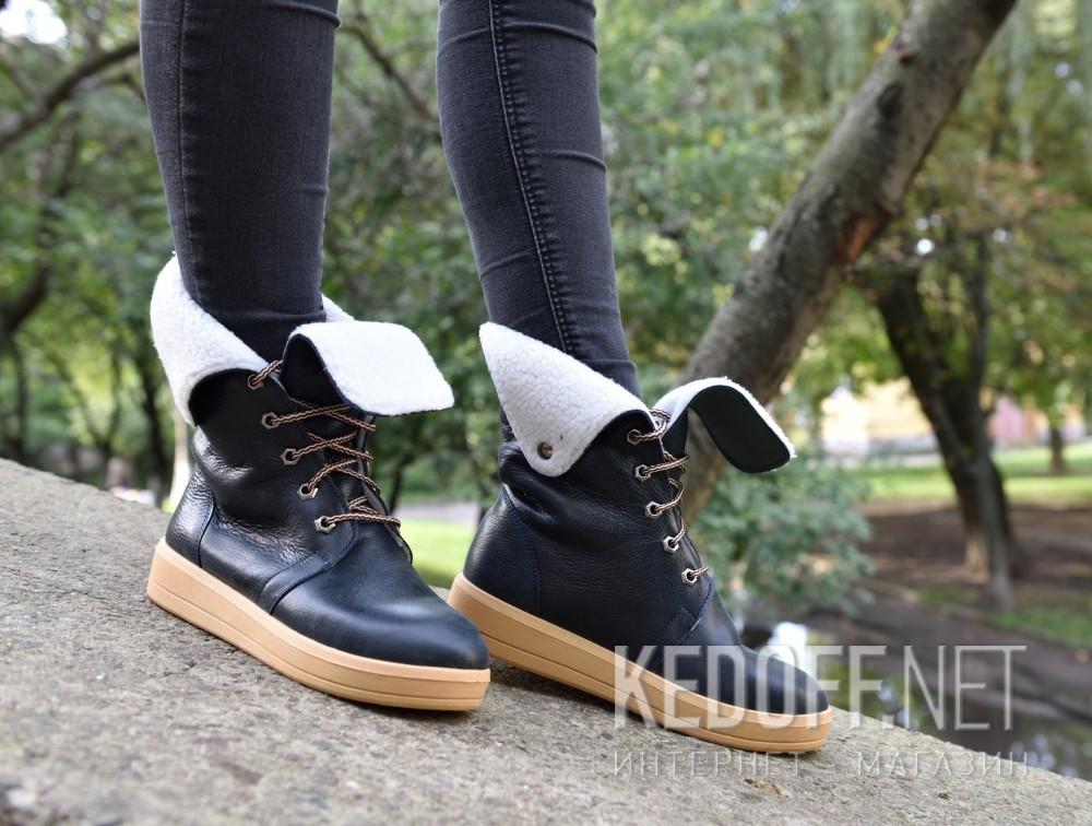 Доставка Женские ботинки Forester 5043-89