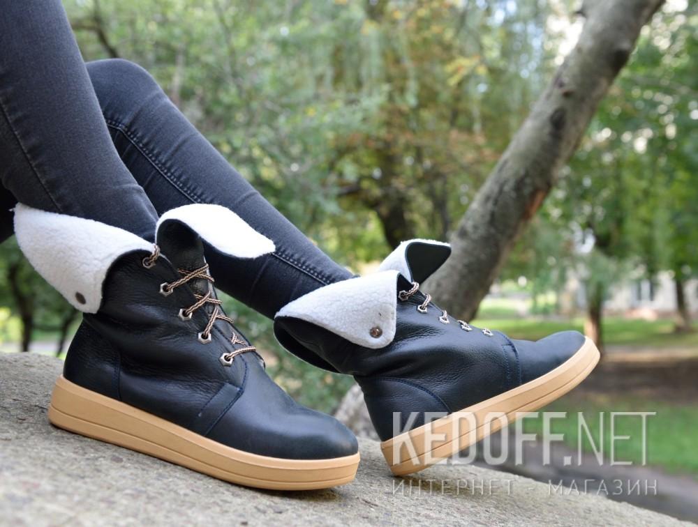 Женские ботинки Forester 5043-89 доставка по Украине