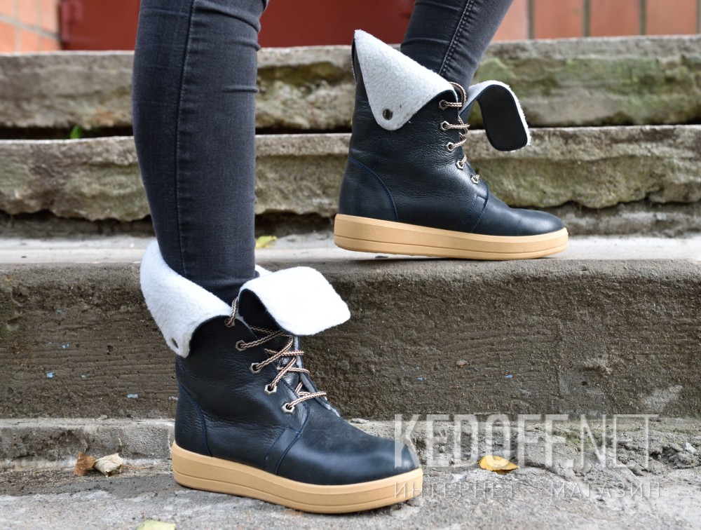 Женские ботинки Forester 5043-89
