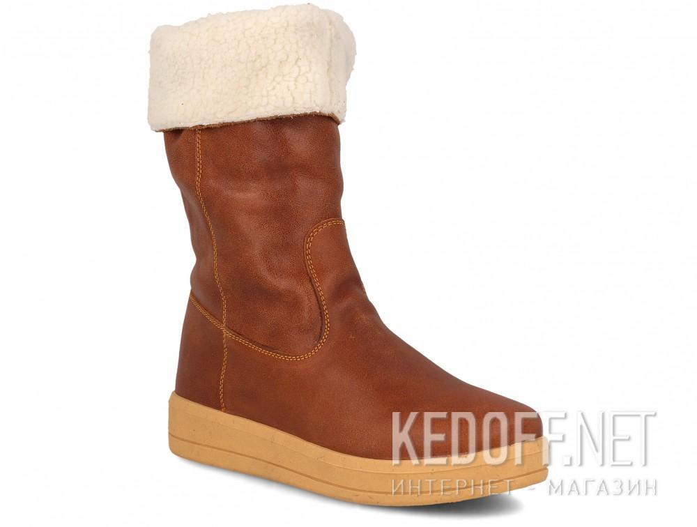 Купить Женские сапожки Forester 5059-74 Light Brown