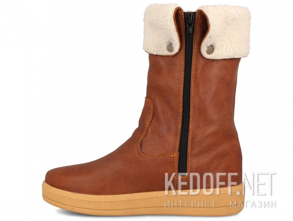 Женские сапожки Forester 5059-74 Light Brown купить Киев