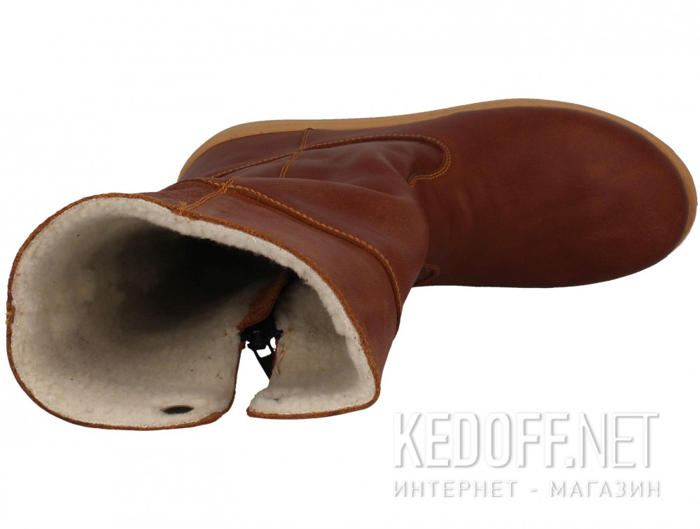 Женские сапожки Forester 5059-74 Light Brown все размеры