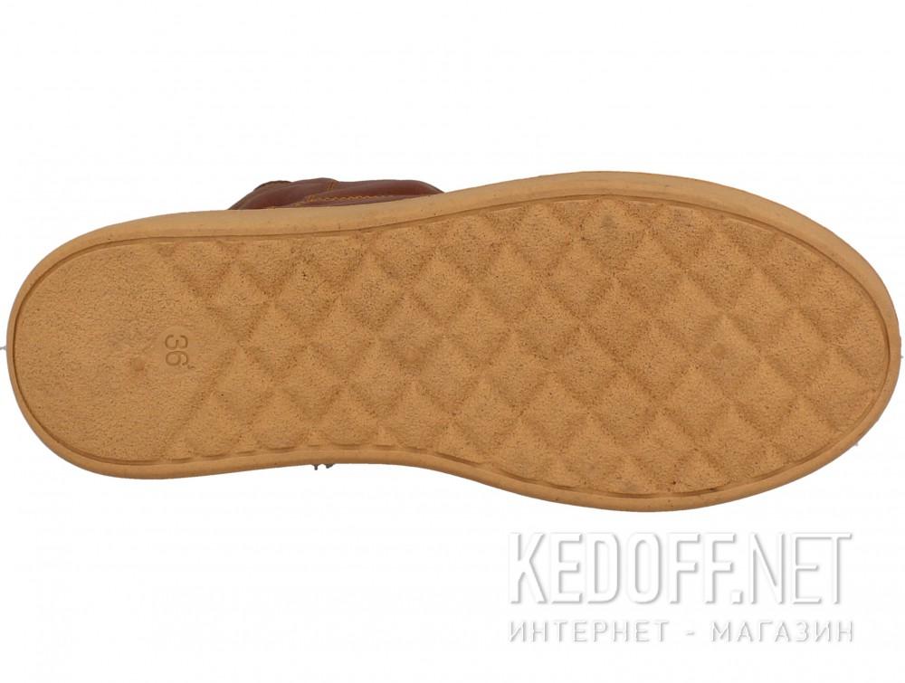Доставка Женские сапожки Forester 5059-74 Light Brown