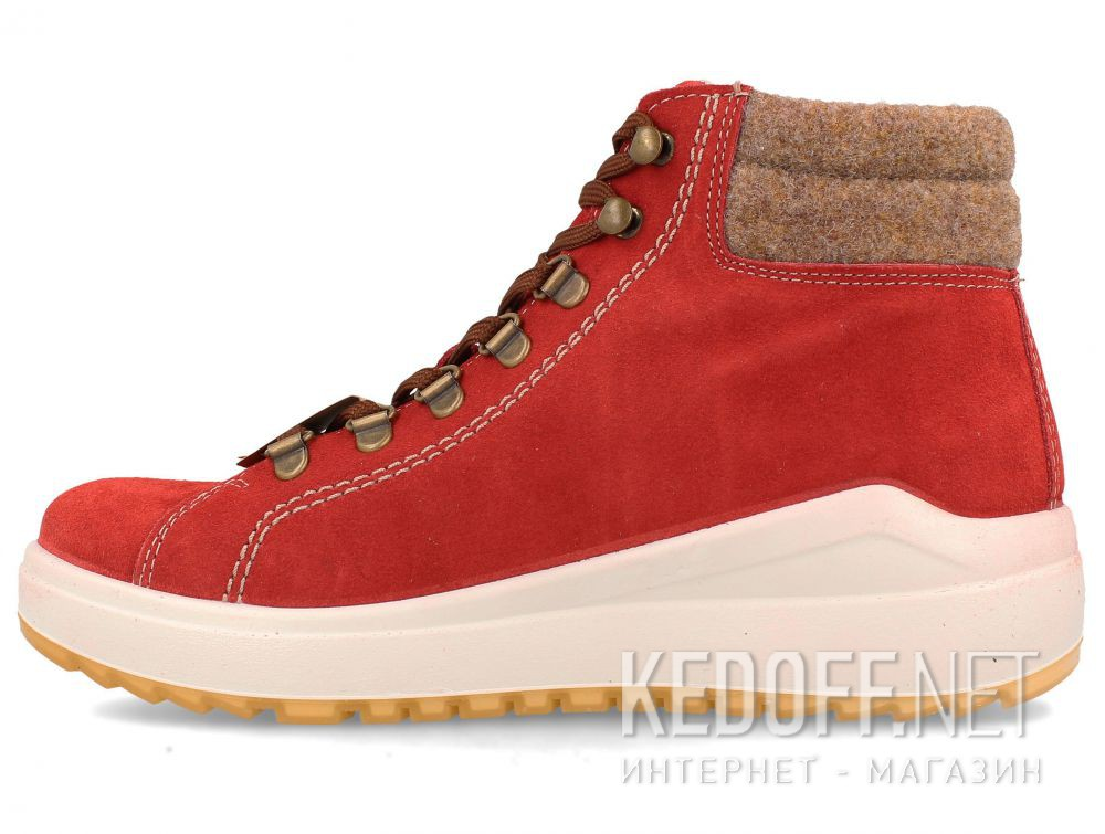 Женские ботинки Forester Ergosoft 6341-47 Made in Europe купить Украина