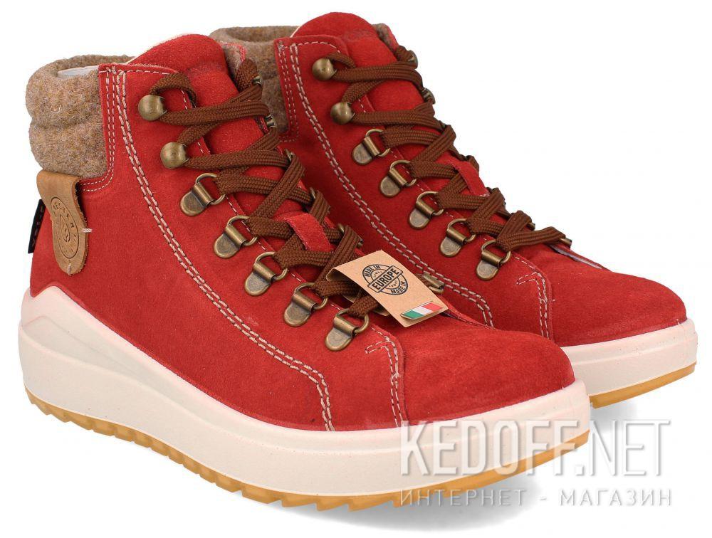Доставка Женские ботинки Forester Ergosoft 6341-47 Made in Europe