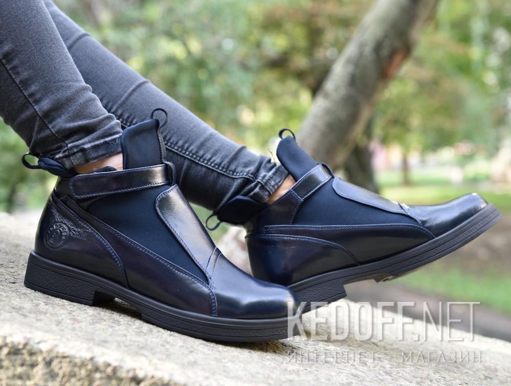 Женские ботинки Forester 81481-89   все размеры