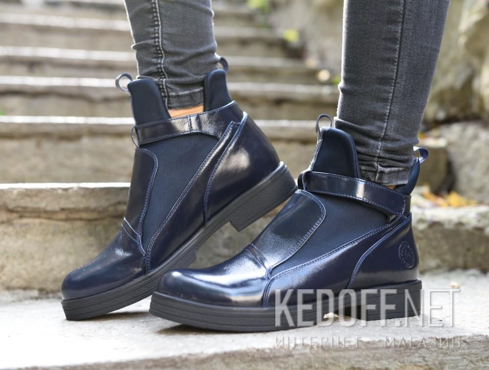Доставка Женские ботинки Forester 81481-89