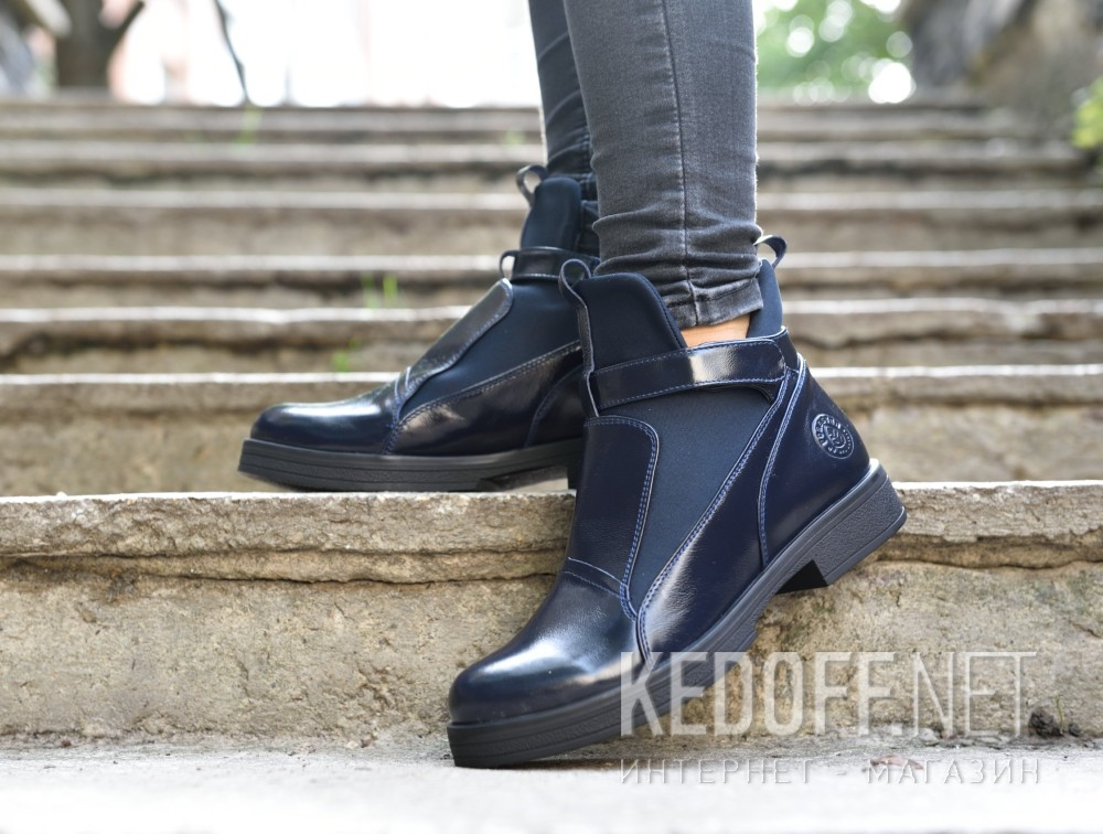 Цены на Женские ботинки Forester 81481-89