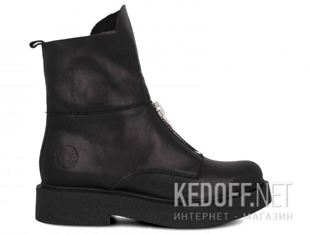 Женские ботинки Forester Zip Wool 81801-271 на меху купить Украина