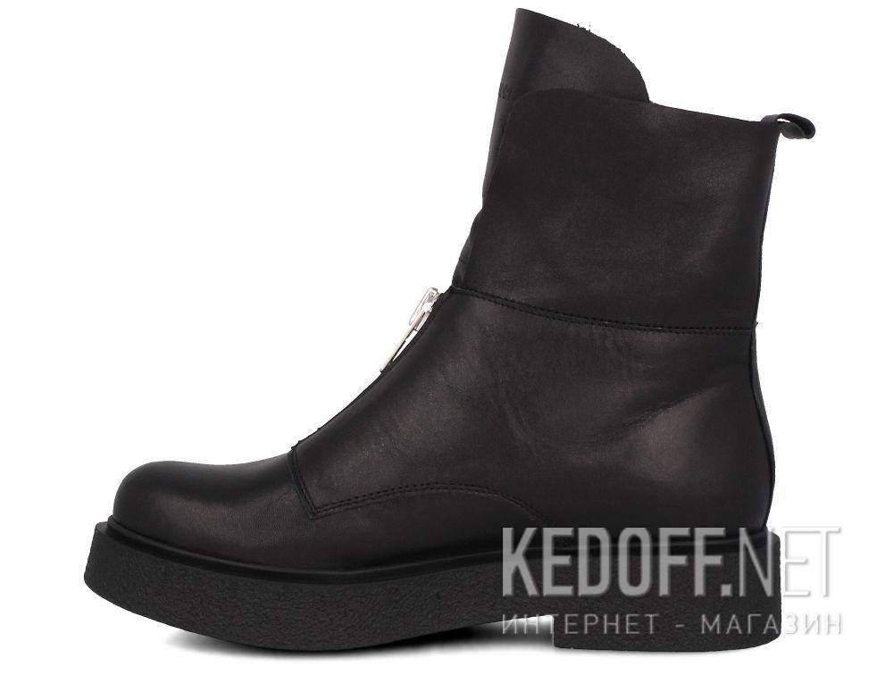 Женские ботинки Forester Zip Wool 81801-271 на меху купить Киев