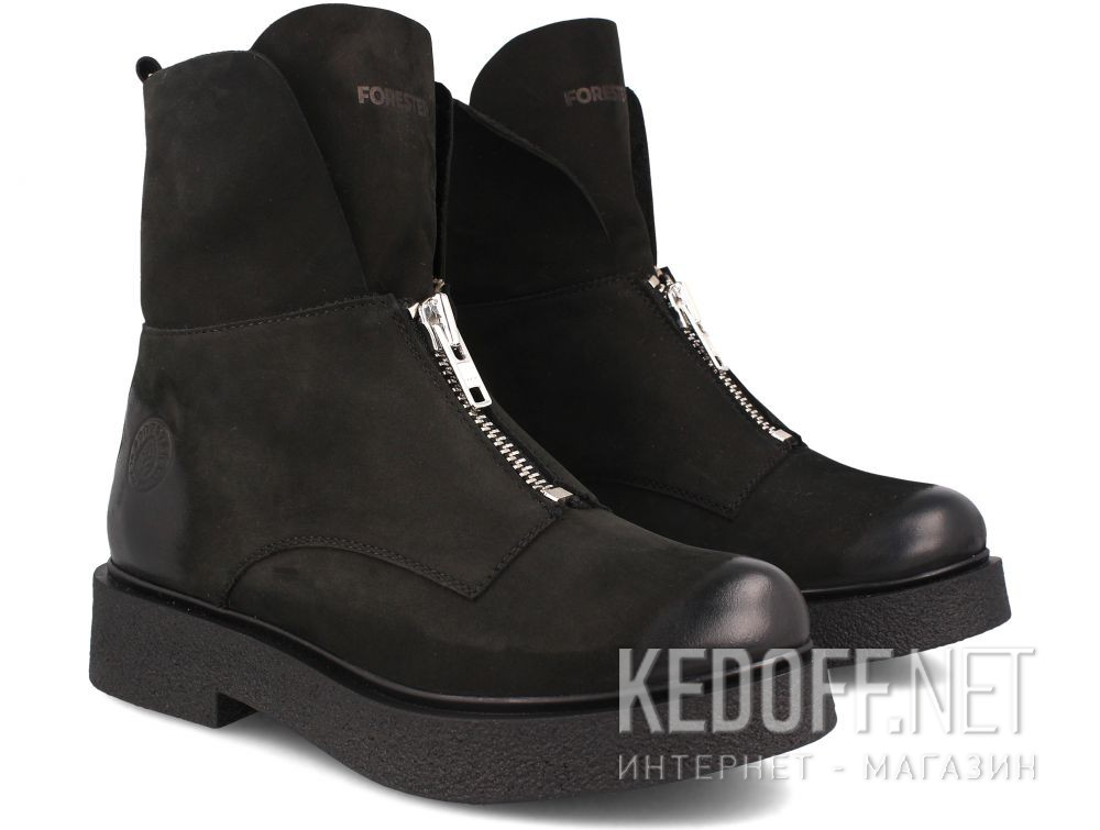 Женские ботинки Forester Urbanity 81811-27 купить Украина