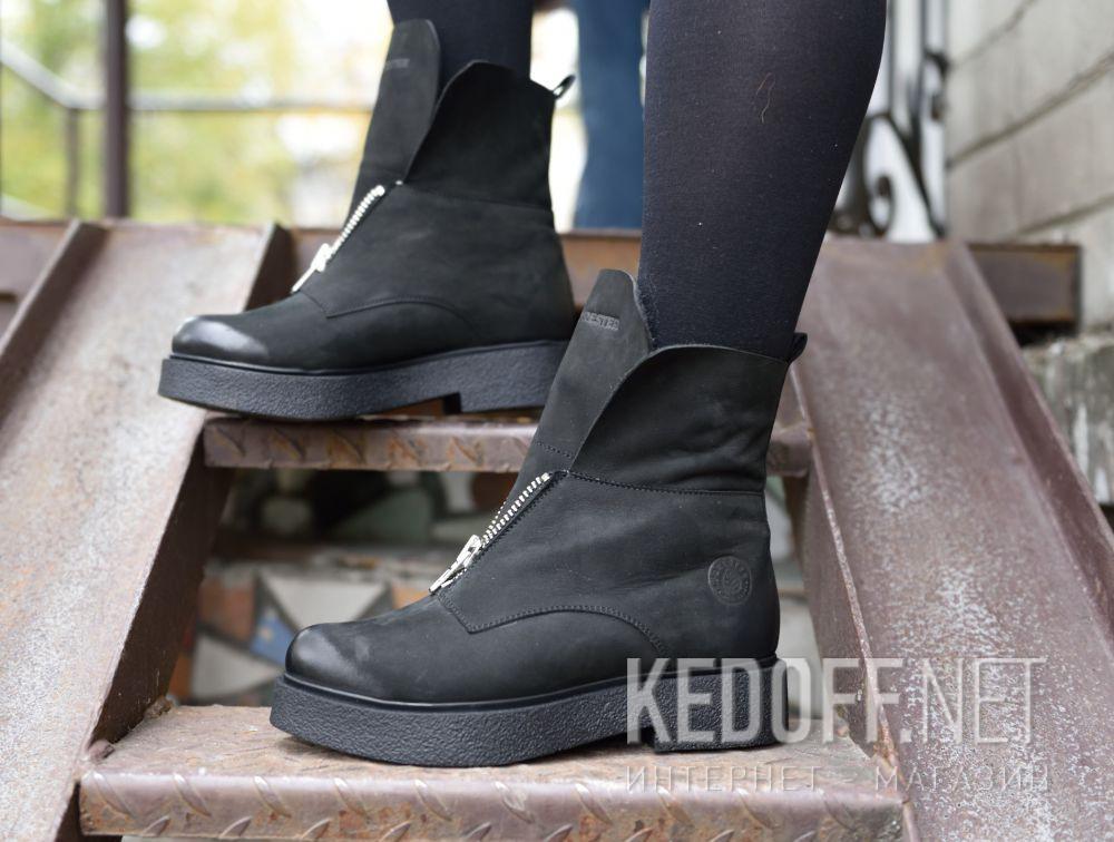 Доставка Женские ботинки Forester 8189-27