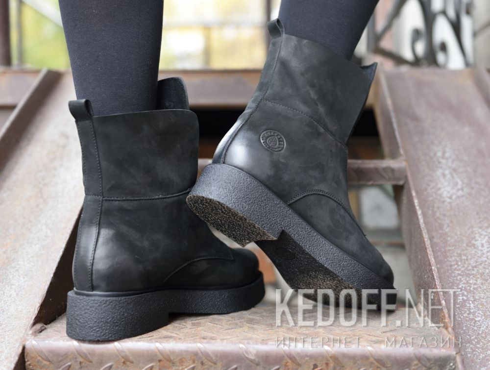 Женские ботинки Forester 8189-27 доставка по Украине