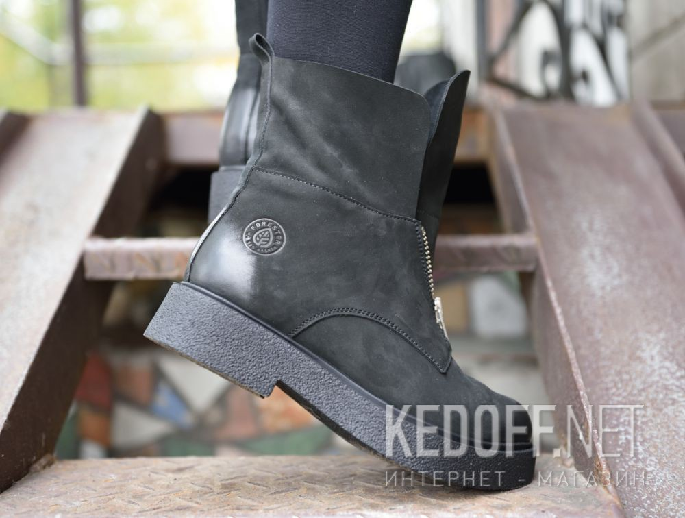 Женские ботинки Forester 8189-27