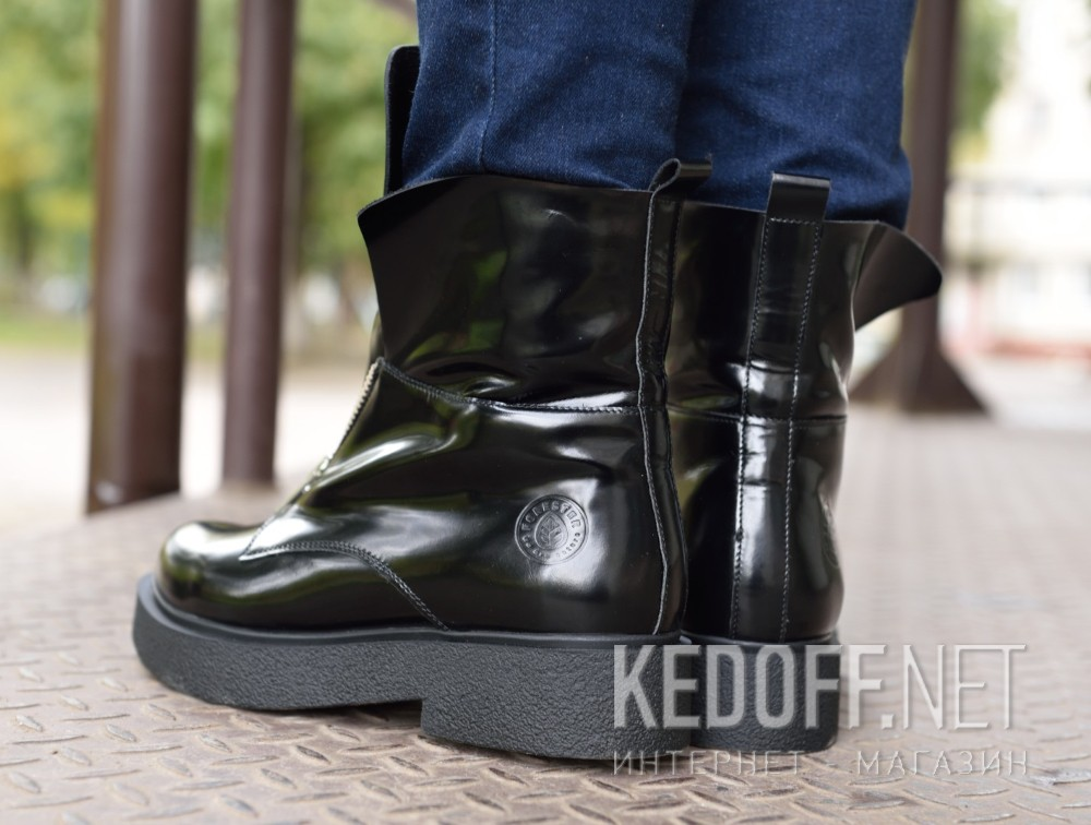Женские ботинки Forester Zip Nappa 81891-27