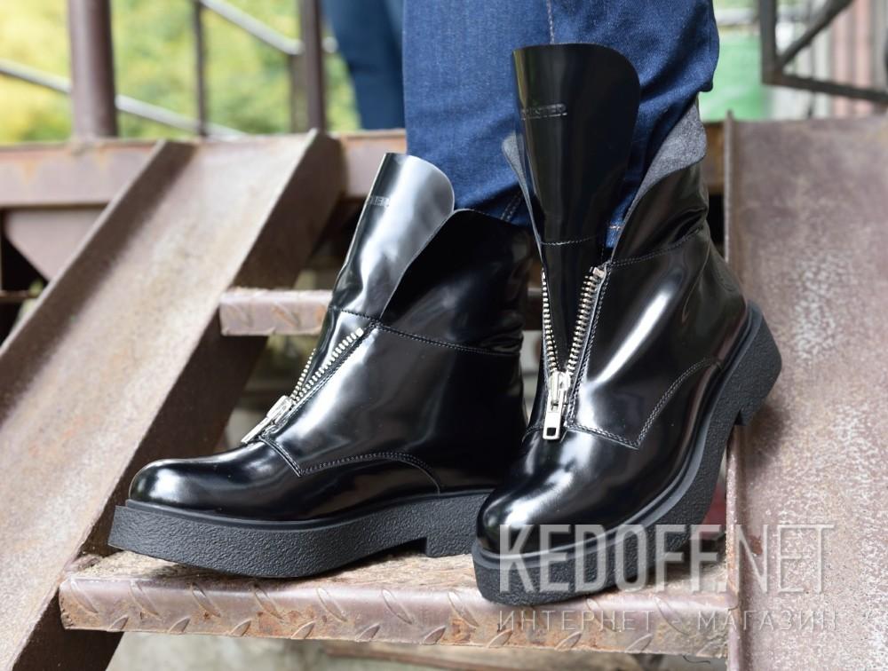 Женские ботинки Forester Zip Nappa 81891-27 все размеры