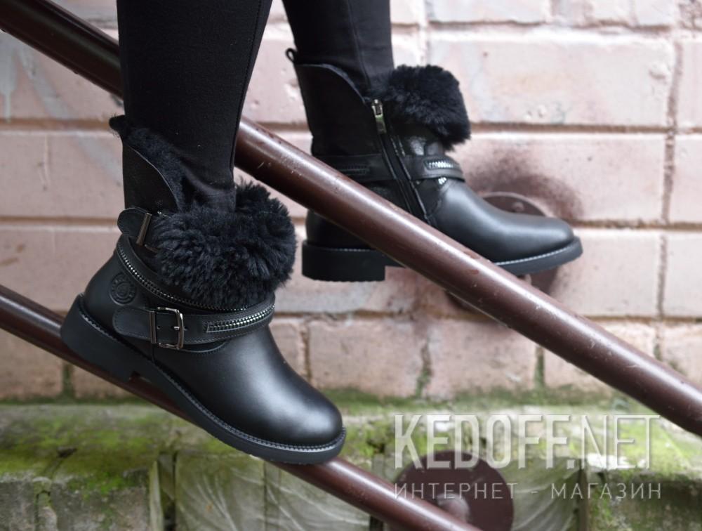 Женские ботинки Forester 8500-27   все размеры