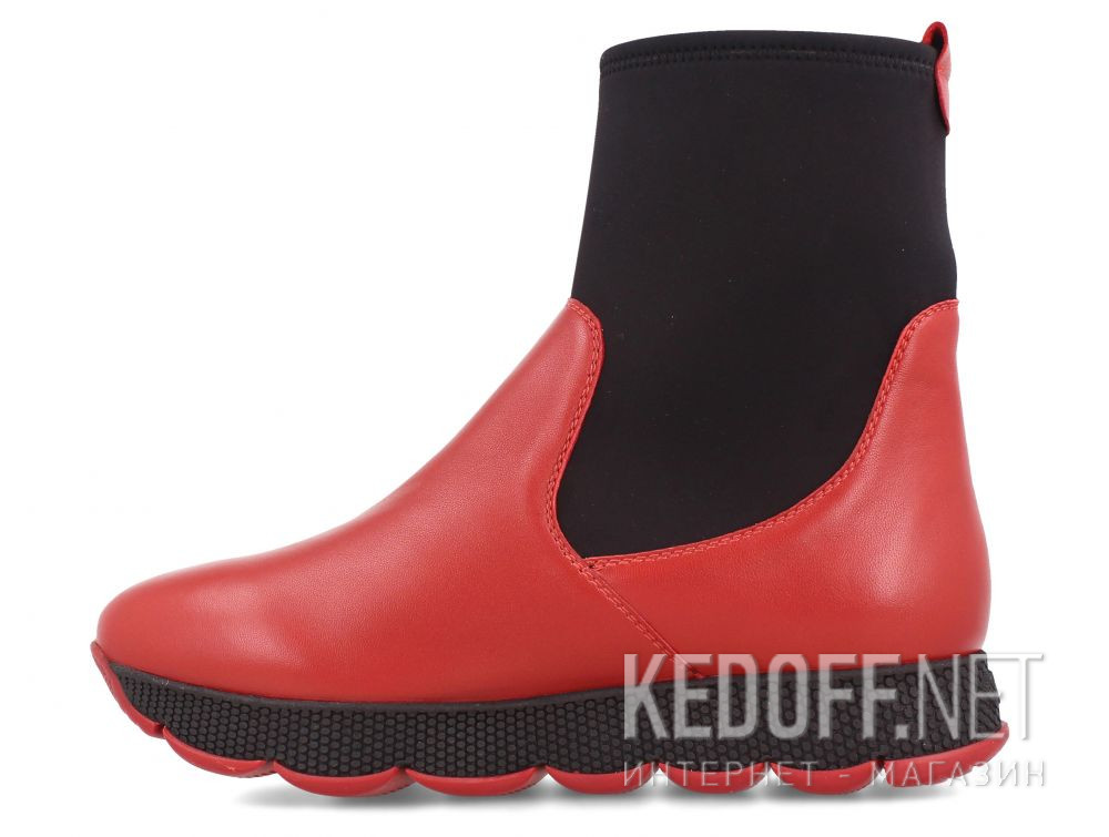 Женские ботинки Forester 96323-47 купить Украина