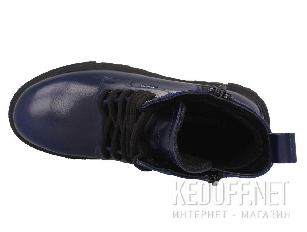 Жіночі черевики Forester Alphabet Ex 68402077-89 описание