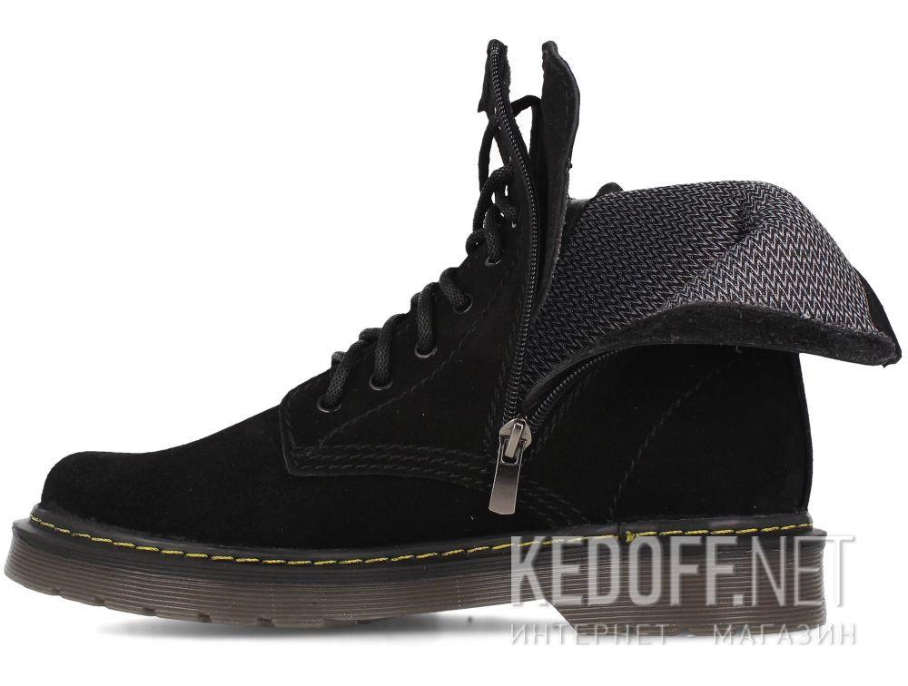 Женские ботинки Forester Black Martinez 1460-276MB описание